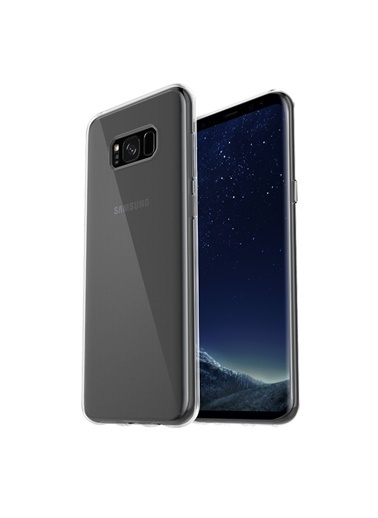 Clearly Protected Skin Galaxy S8 Plus Silikon Kılıf-OtterBox